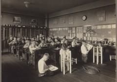 A History of Assembly Line Education