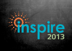 Thanks for Joining Us at INSPIRE 2013