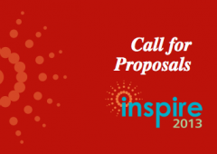 NISCE Seeks Proposals for INSPIRE 2013