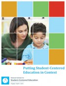 Putting-Student-Centered-Education-in-Context_COVER