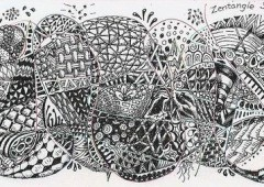 Introducing Zentangles